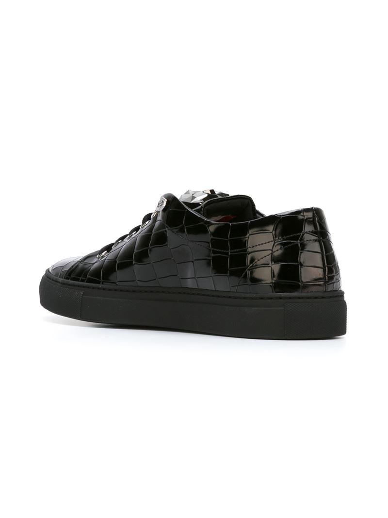 low top sneakers - Black Philipp Plein eonA4