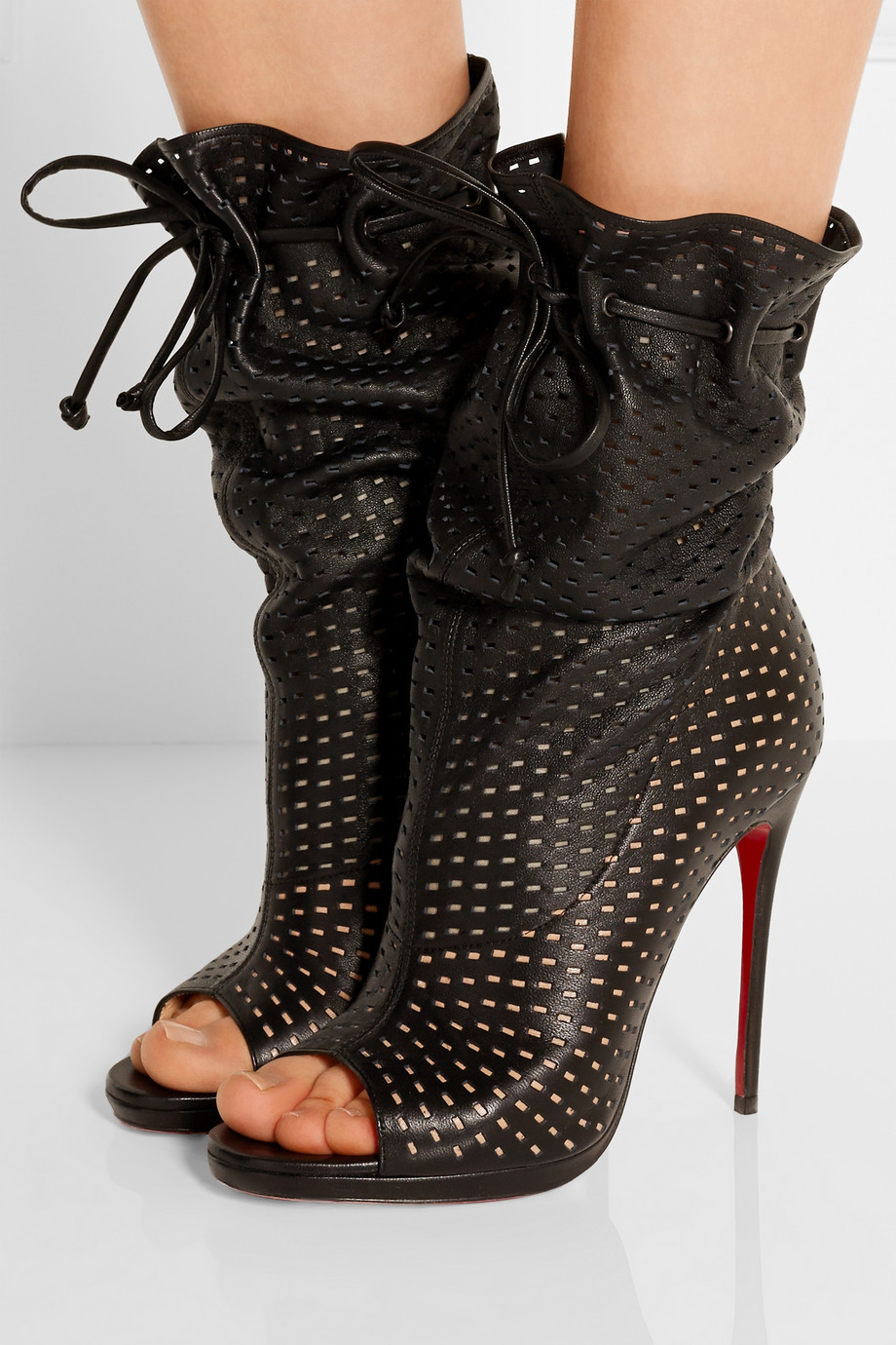christian louboutin ankle boots 2015