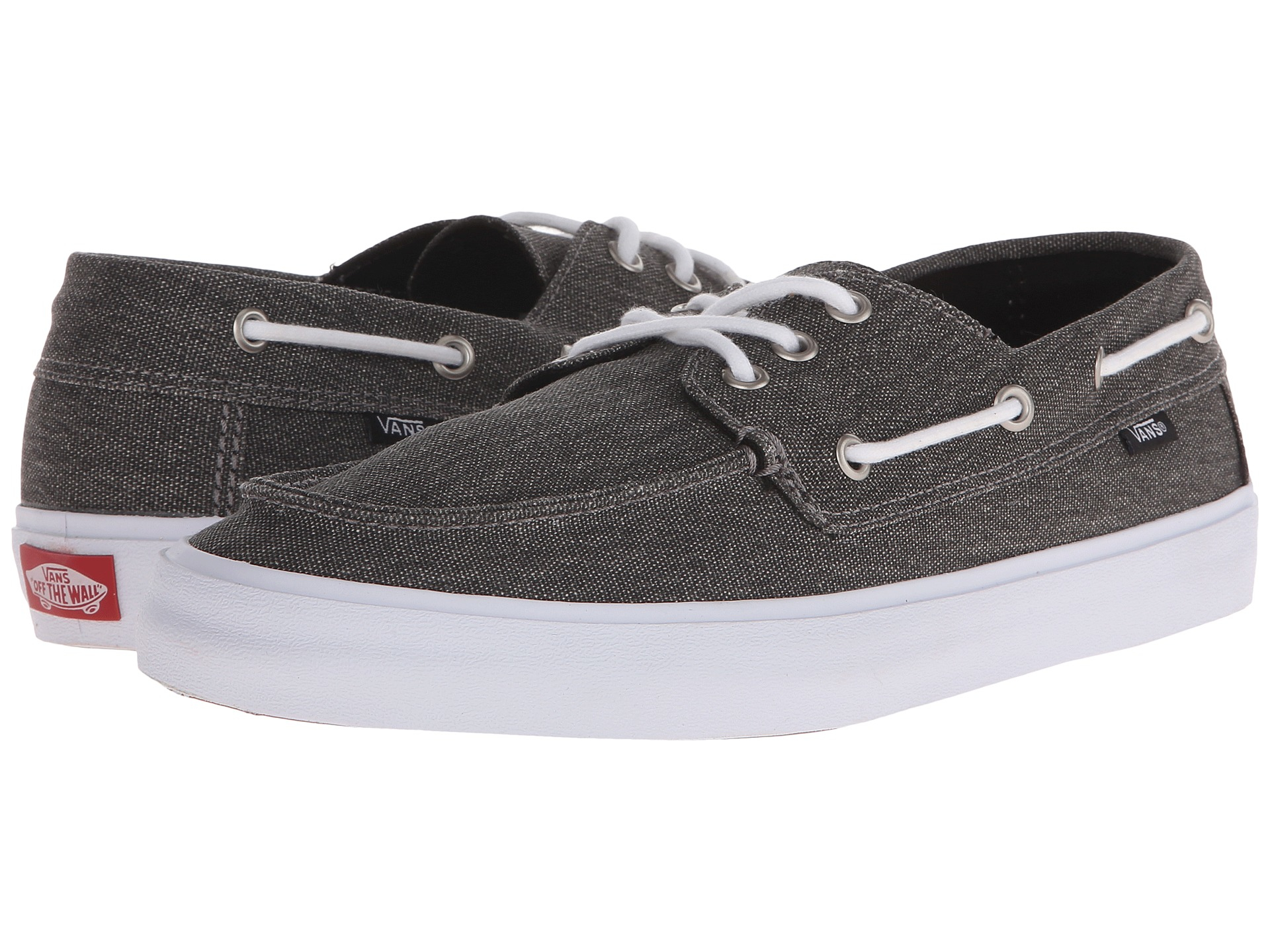 Vans Chauffeur Sf in (Washed) Pewter