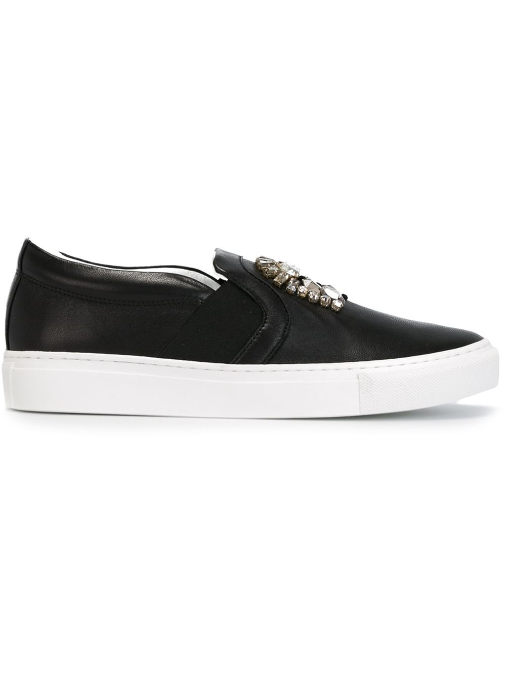 Black Slip On Sneakers For 28 Images Buscemi 40mm S