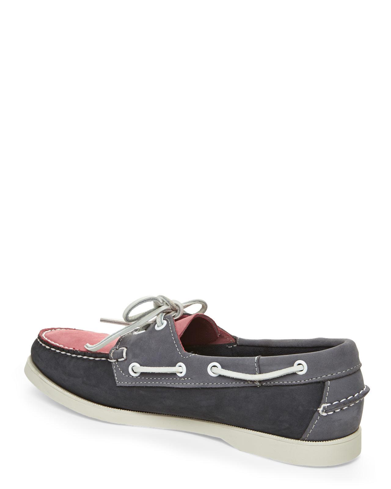 Sebago DOCKSIDES - Boat shoes - pink 7ByPLG