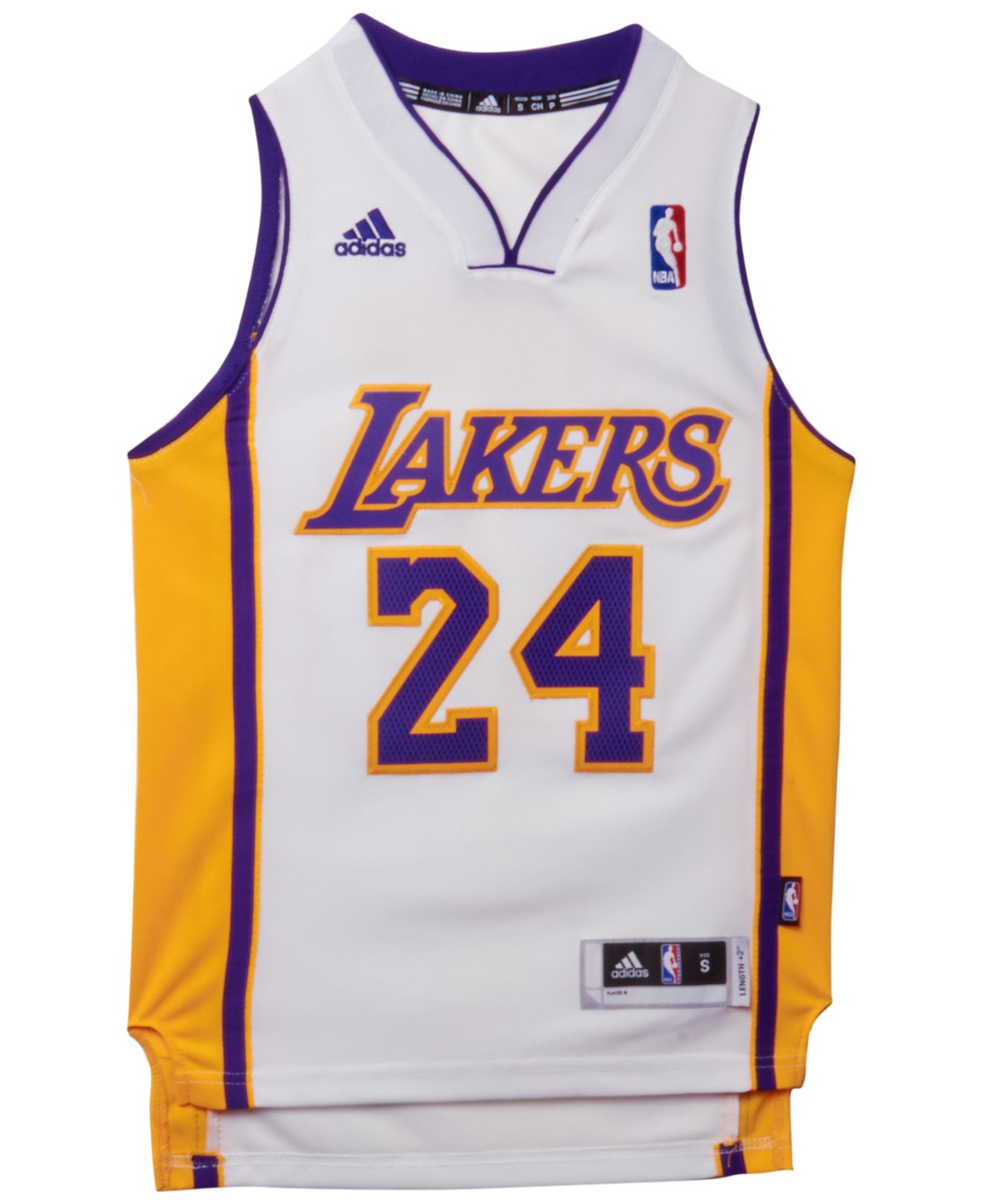 54073a954661 Lyst - adidas Kids  Kobe Bryant Los Angeles Lakers Swingman Jersey ...