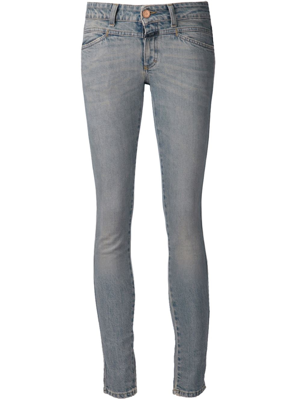 Closed 'Pedal Star' Jeans in Blue