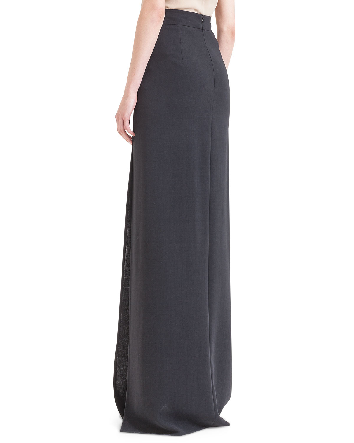 Find long black side slit skirt at ShopStyle. Shop the latest collection of long black side slit skirt from the most popular stores - all in one.