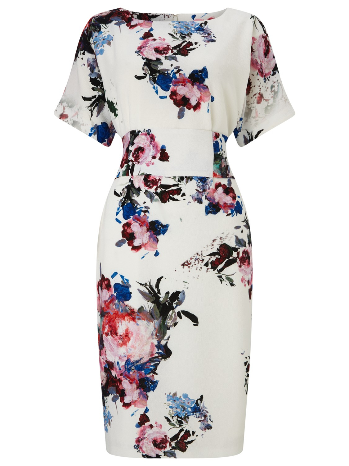 Phase Eight Multicolor Zoe Floral Dress