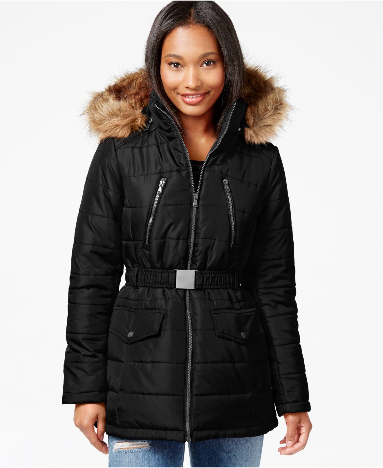 Amazon.com: Fox Full Hood Animal Hat Faux Fur 3 In1 ...