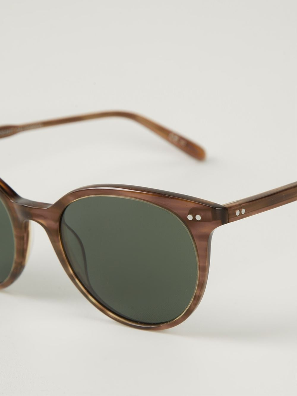 Dillon Sunglasses  garrett leight dillon sunglasses in brown lyst