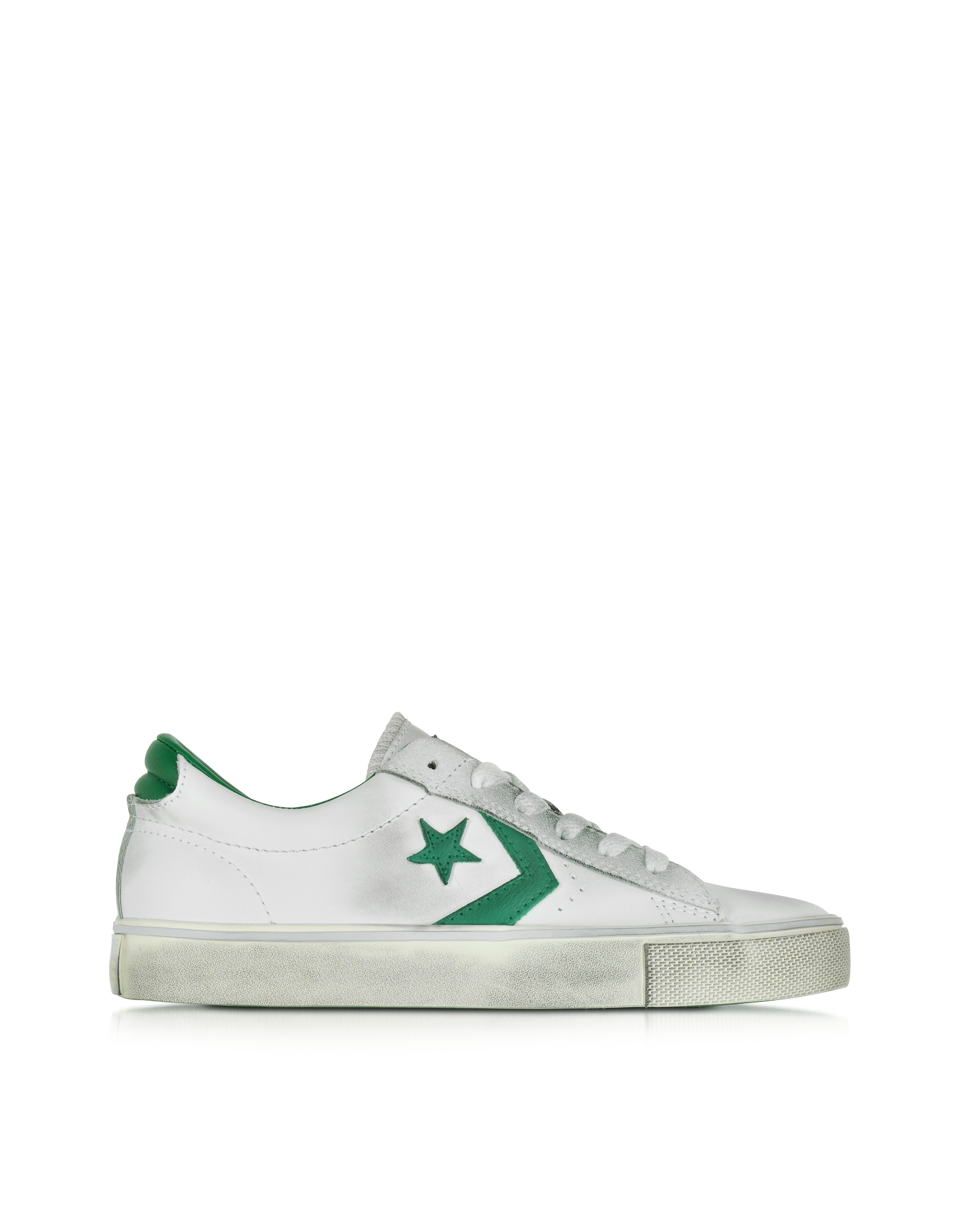 316690d1e9 Converse Pro Leather Vulc Ox Off White Distressed Leather Unisex ...