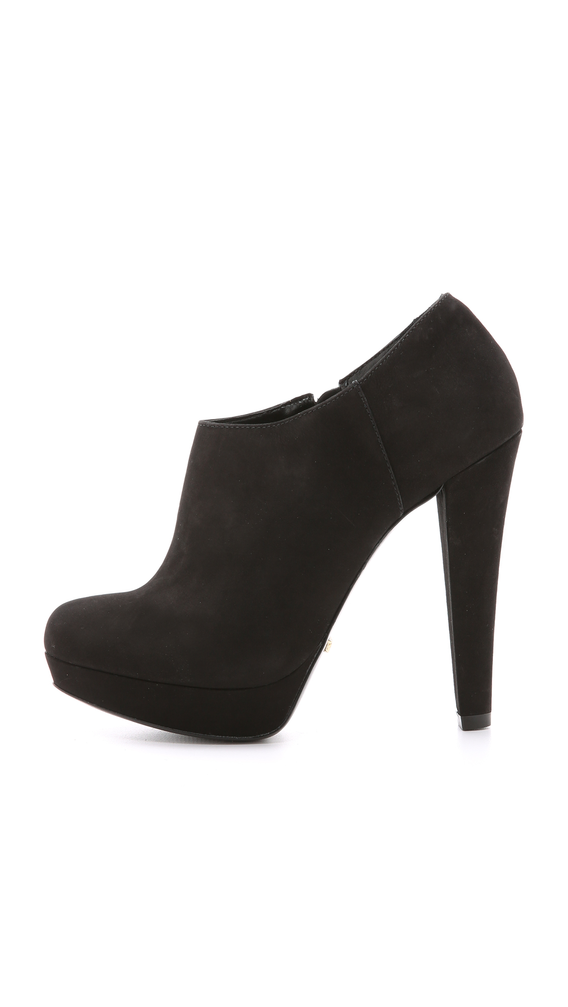 Schutz Kefera Ankle Booties - Black