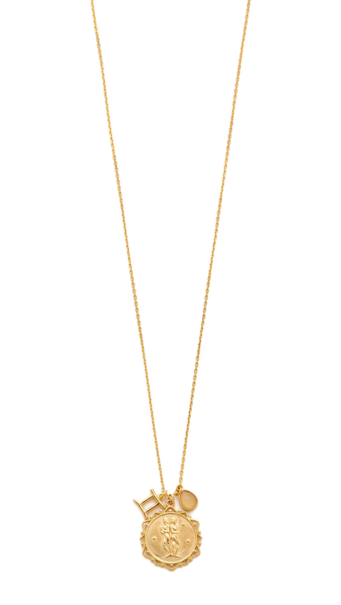 Tai Jewelry Aries Pendant Gold 2XXyM0T