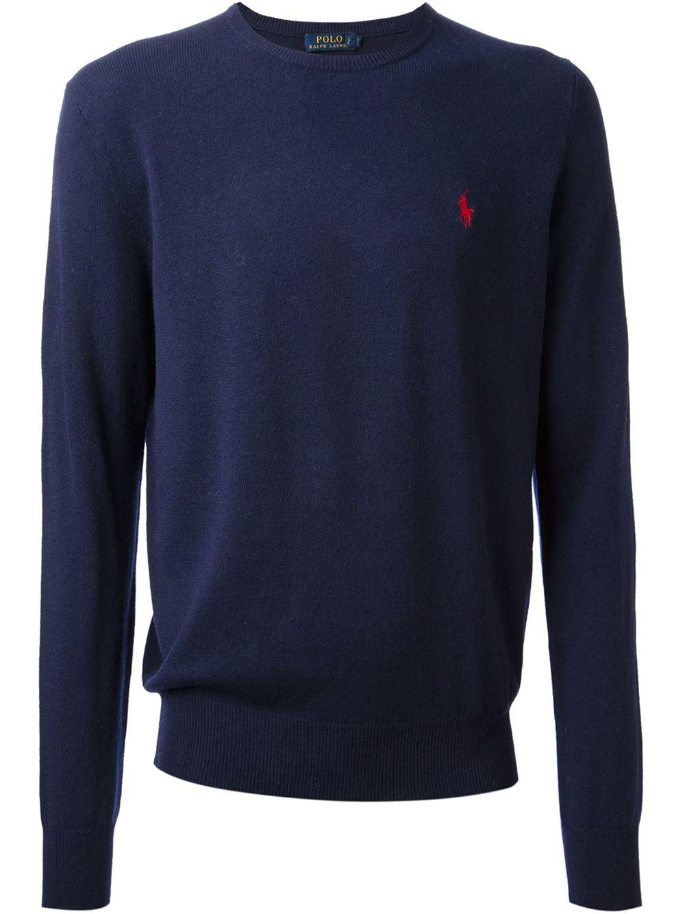 Polo Sweater Men