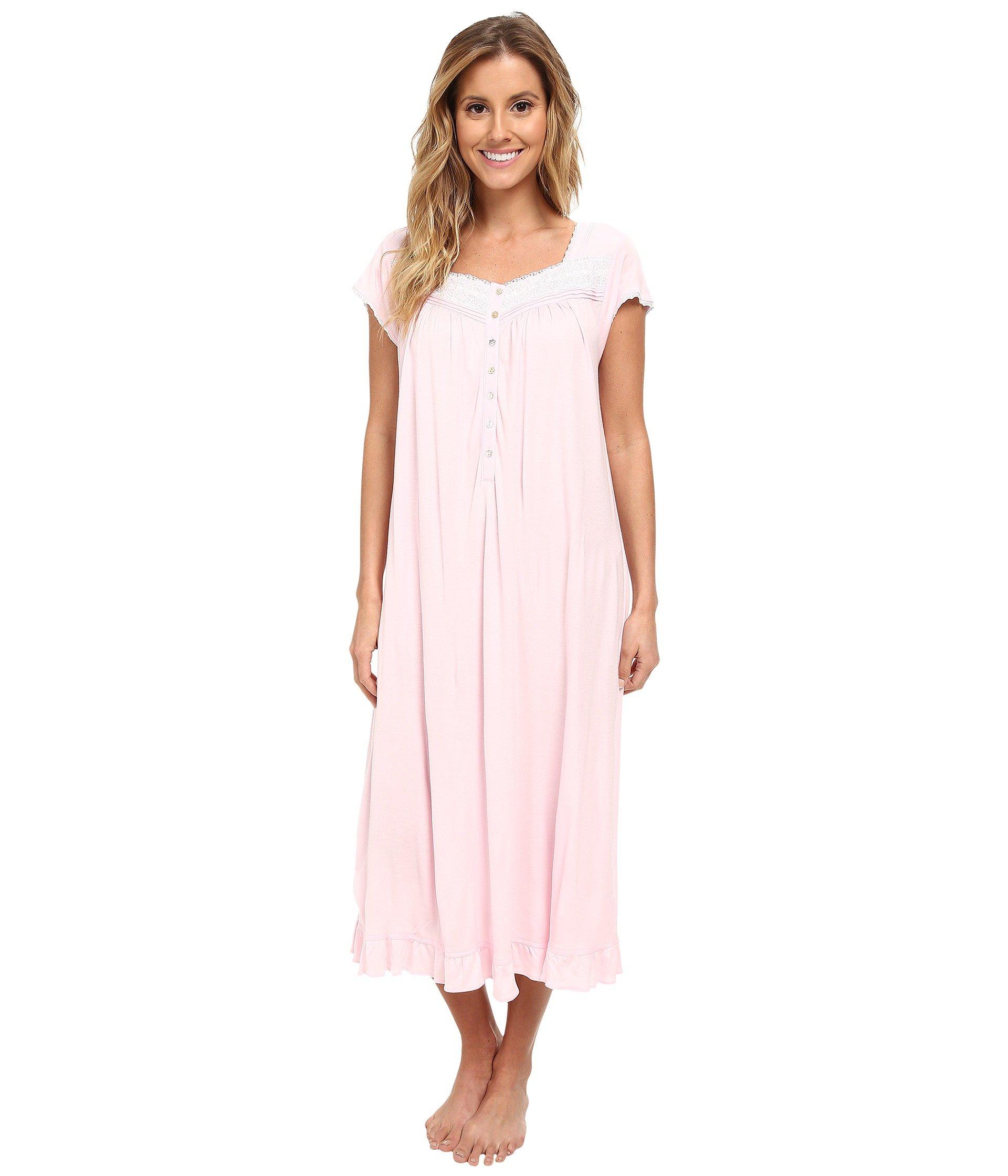 Eileen West, Lyst - Eileen West Muir Beach Bliss Short Gown in Pink