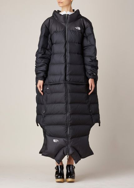 Womens Black Puffer Jacket