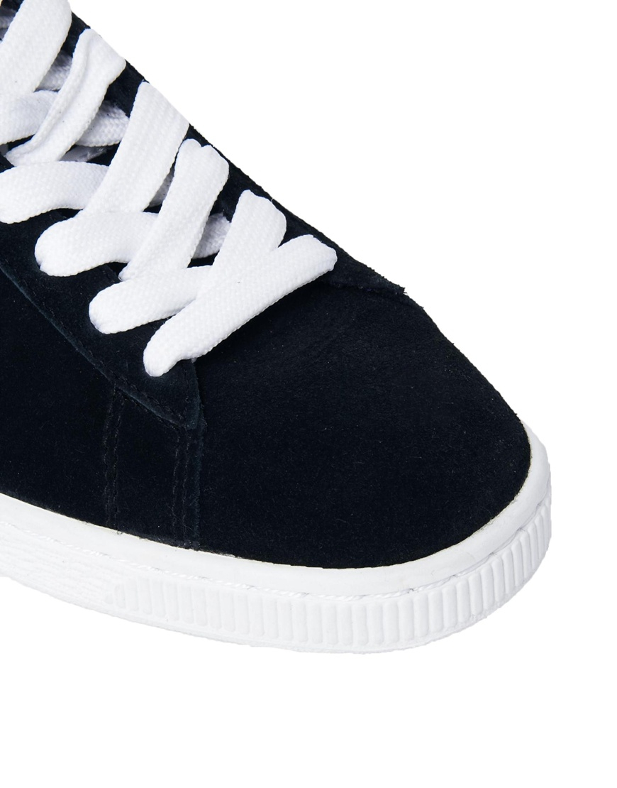 PUMA Suede Classic Blackpink Trainers Lyst