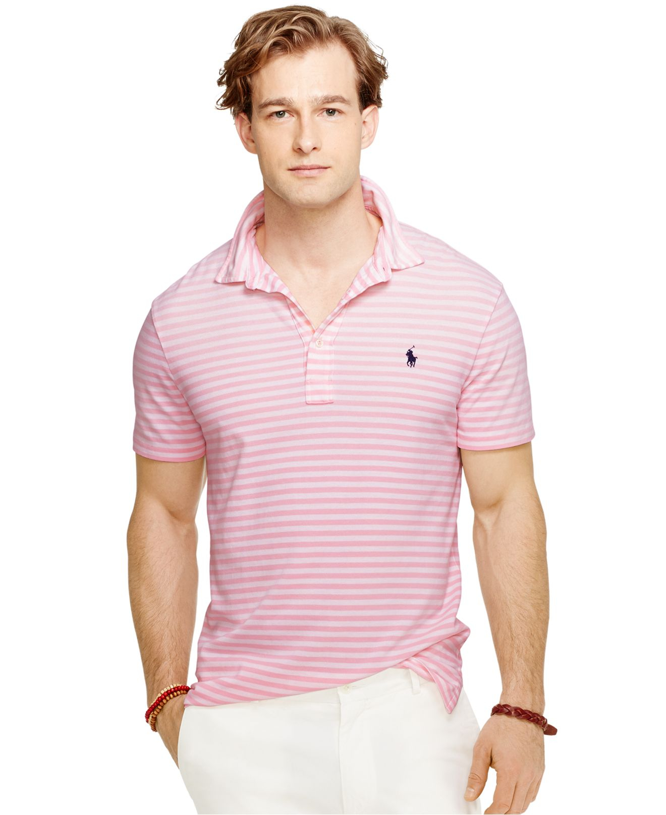 Enjoy free shipping and easy returns every day at Kohl's. Find great deals on Mens Pink Polos Tops at Kohl's today!