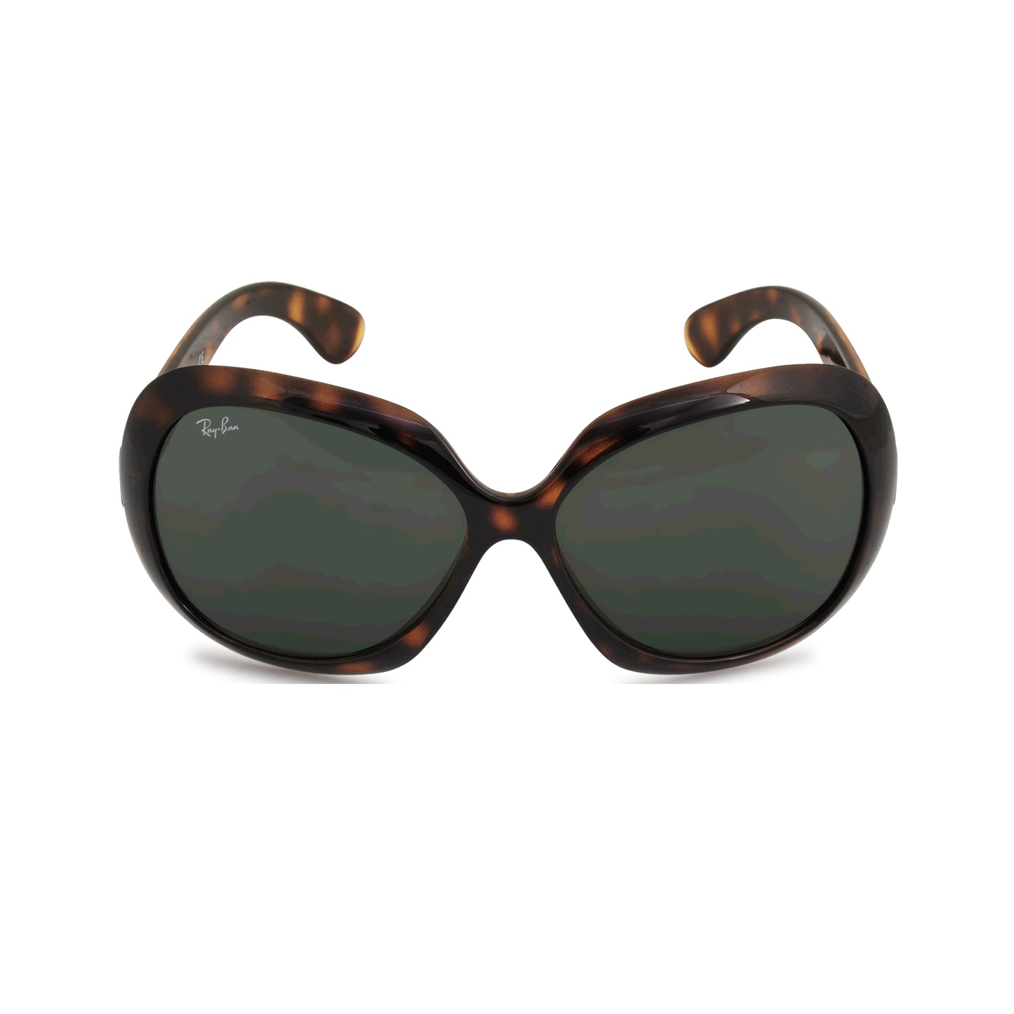 ray ban 4098 jackie ohh ii sunglasses in black lyst. Black Bedroom Furniture Sets. Home Design Ideas