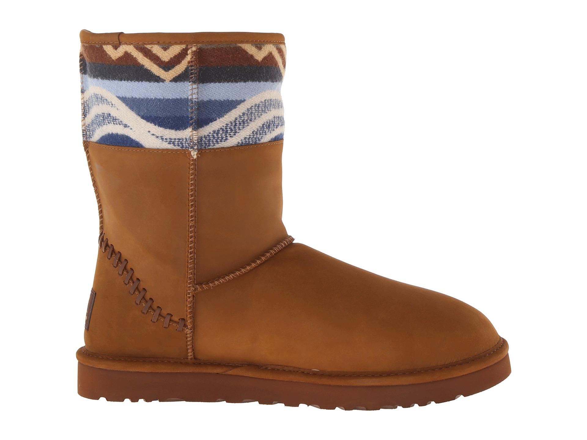 286647f819b Men's Brown Classic Short Deco Pendleton