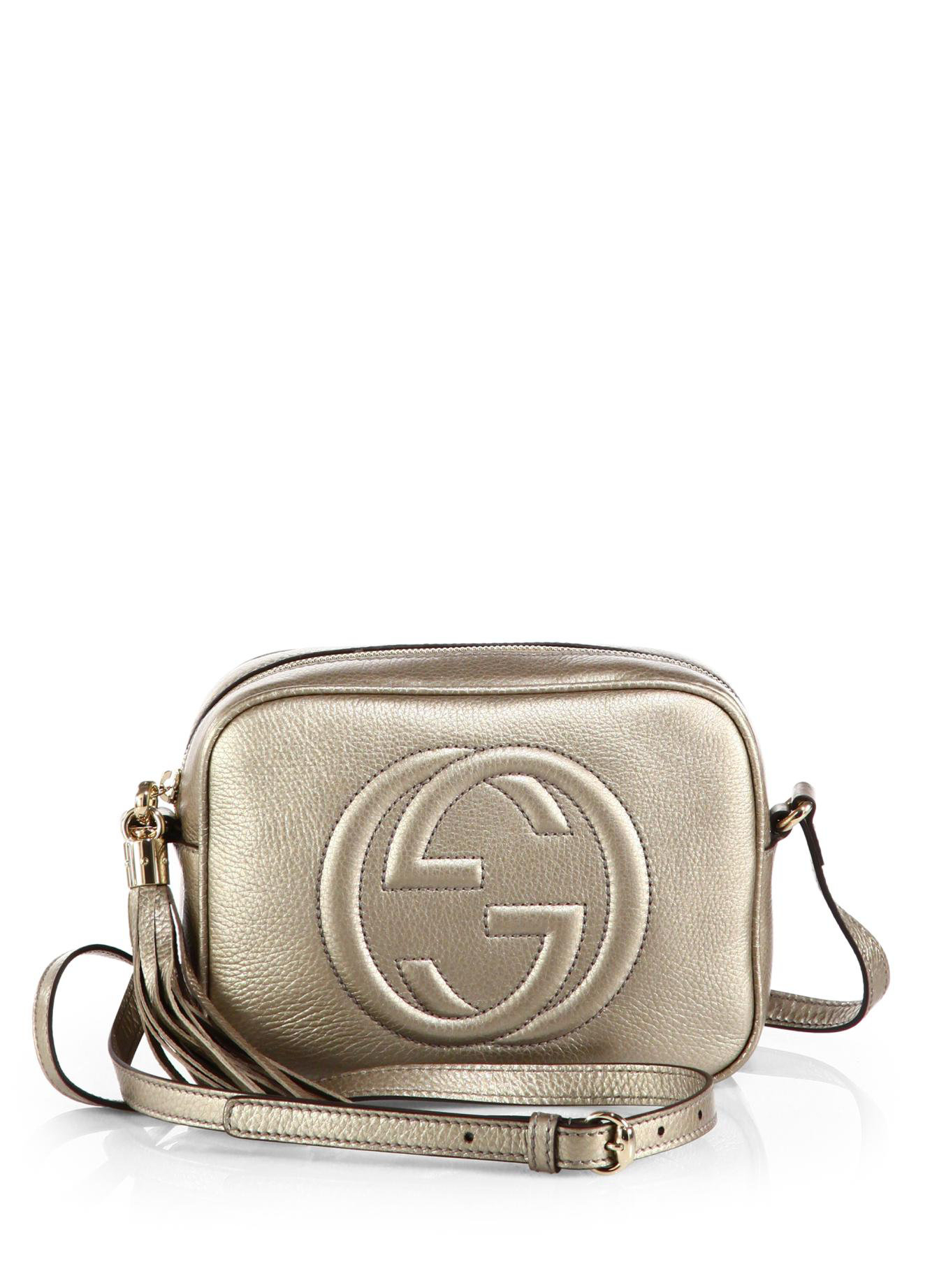 bfe6b0241d2a0 Gallery. Previously sold at  Saks Fifth Avenue · Women s Gucci Soho Bag