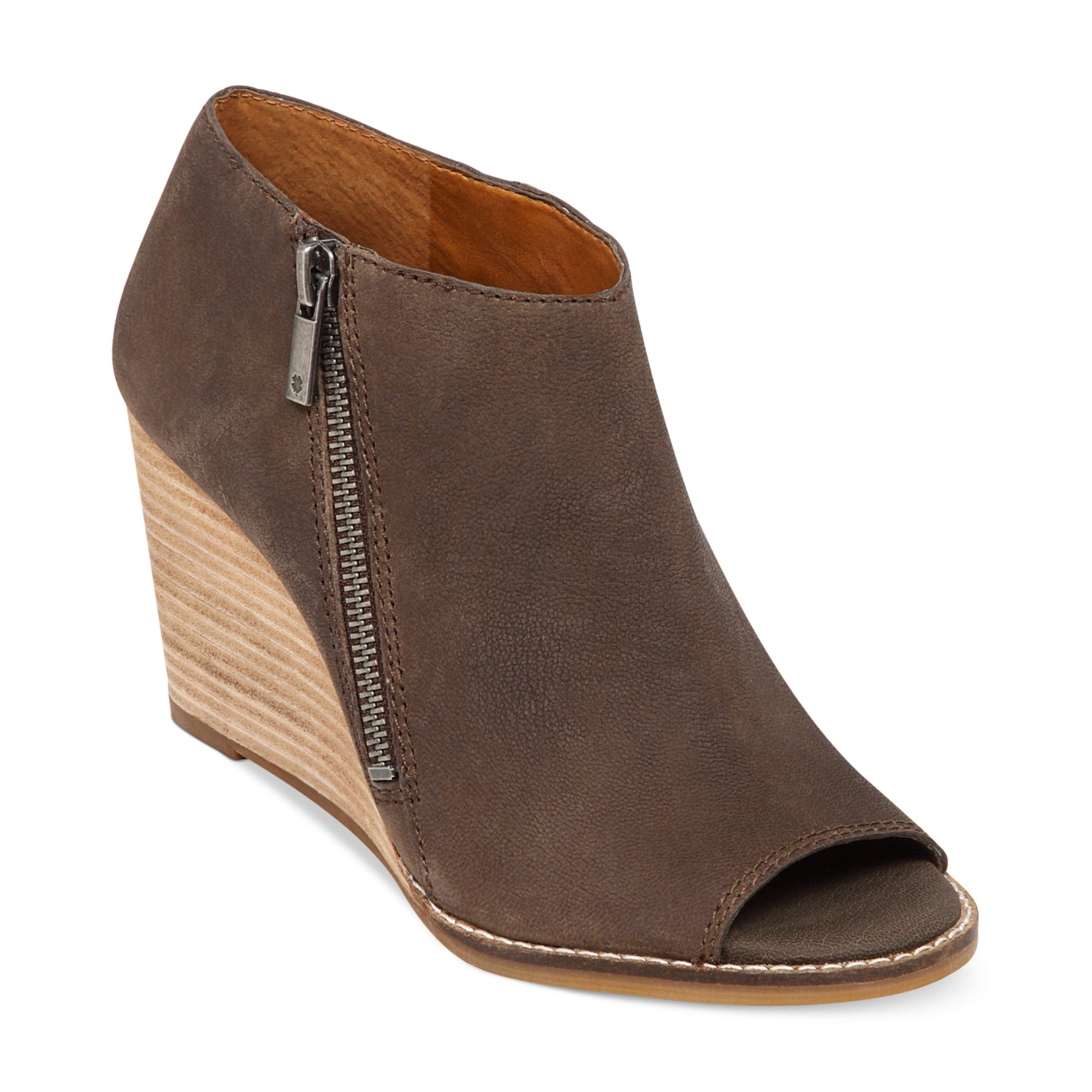 Lucky Brand Shoes Wedges