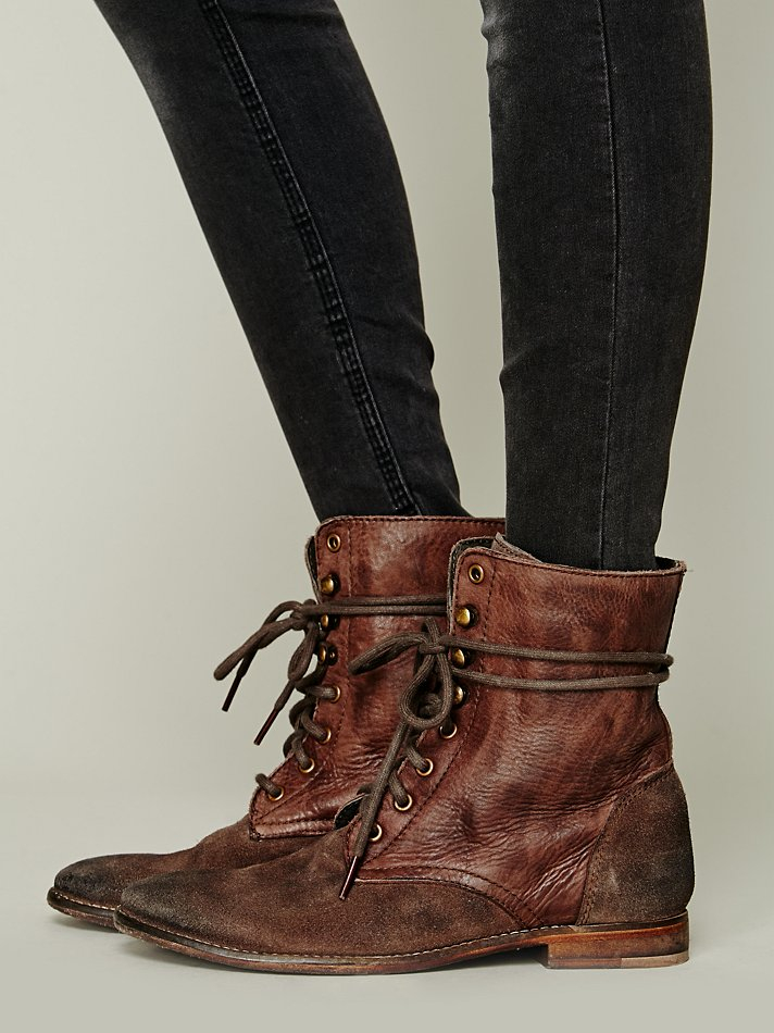 Lyst Free People Fp Collection Womens Truemay Lace Up