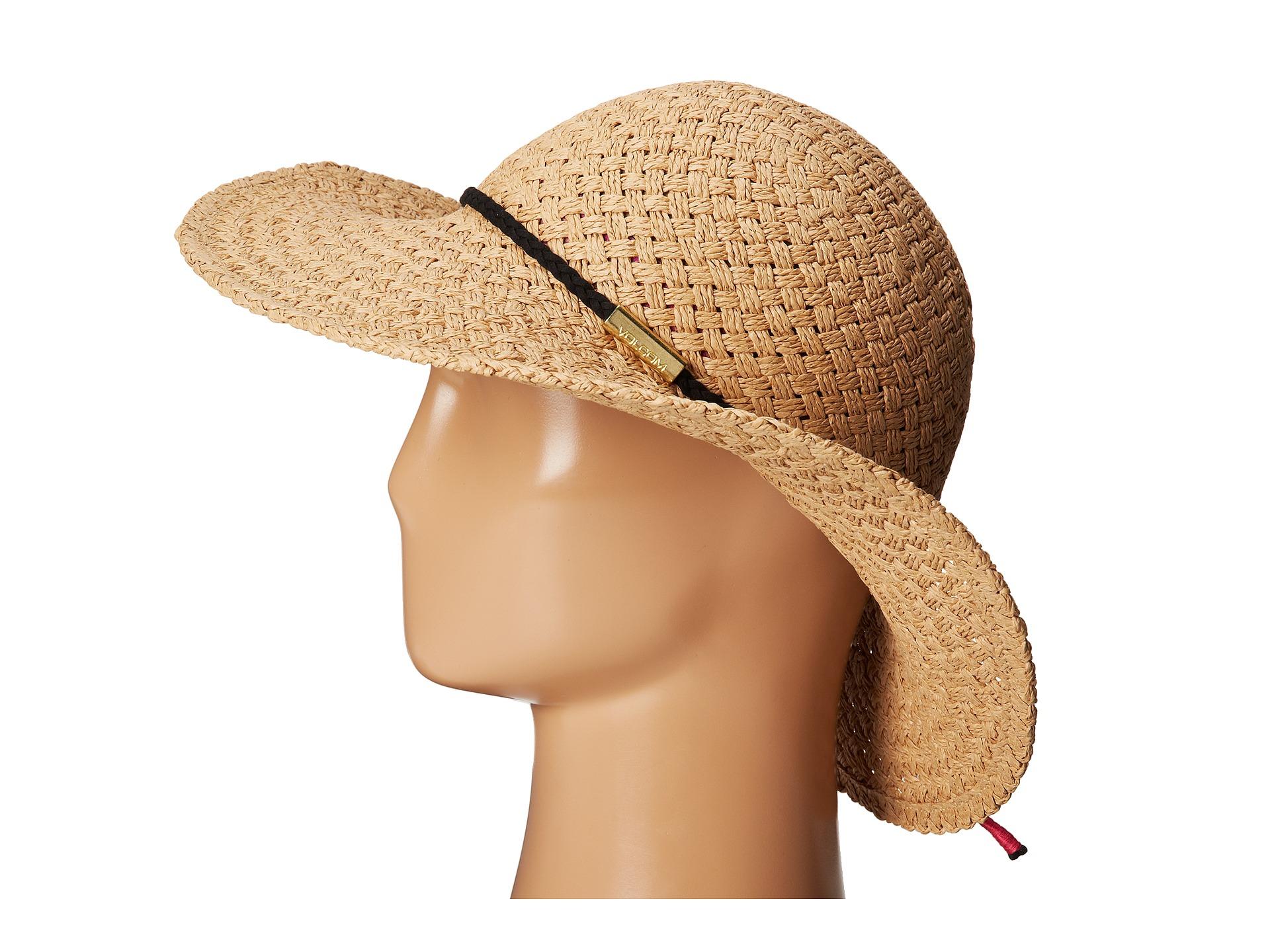 dfe8d338a3c Lyst - Volcom Head Trip Floppy Hat in Brown