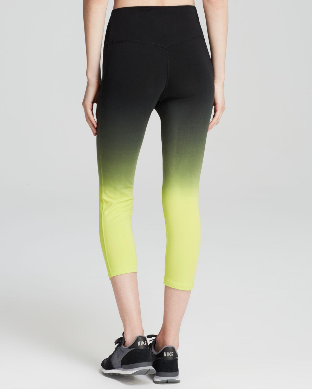 In Yellow Lyst Sunset Nike Capri Ombré Leggings Legendary FF1vqZ8
