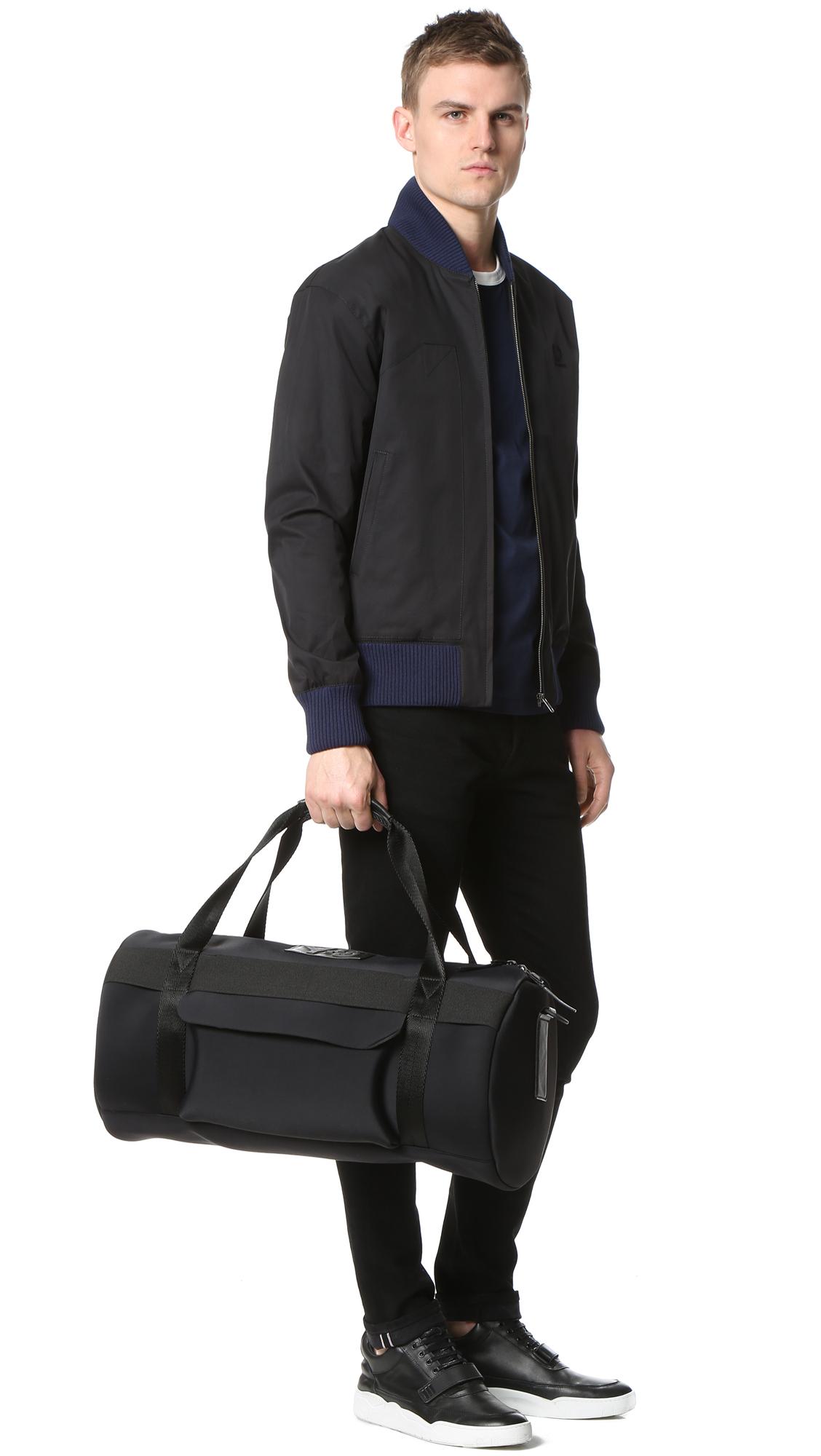714950a3bea Lyst - Y-3 Qasa Gym Bag in Black for Men