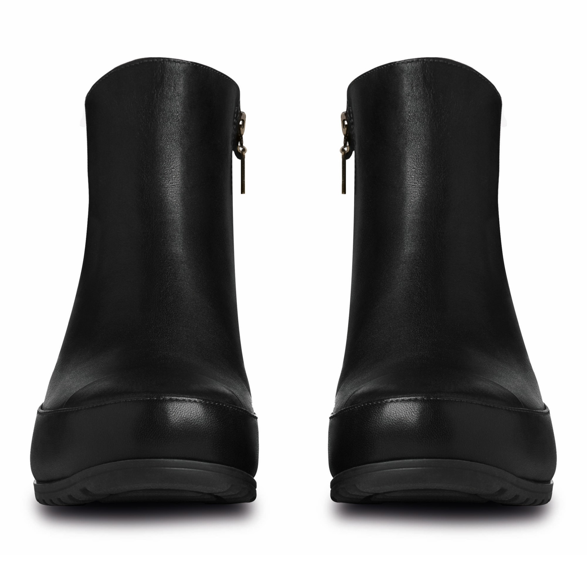 fitflop du 227 169 boot 226 162 leather chelsea boots in black lyst