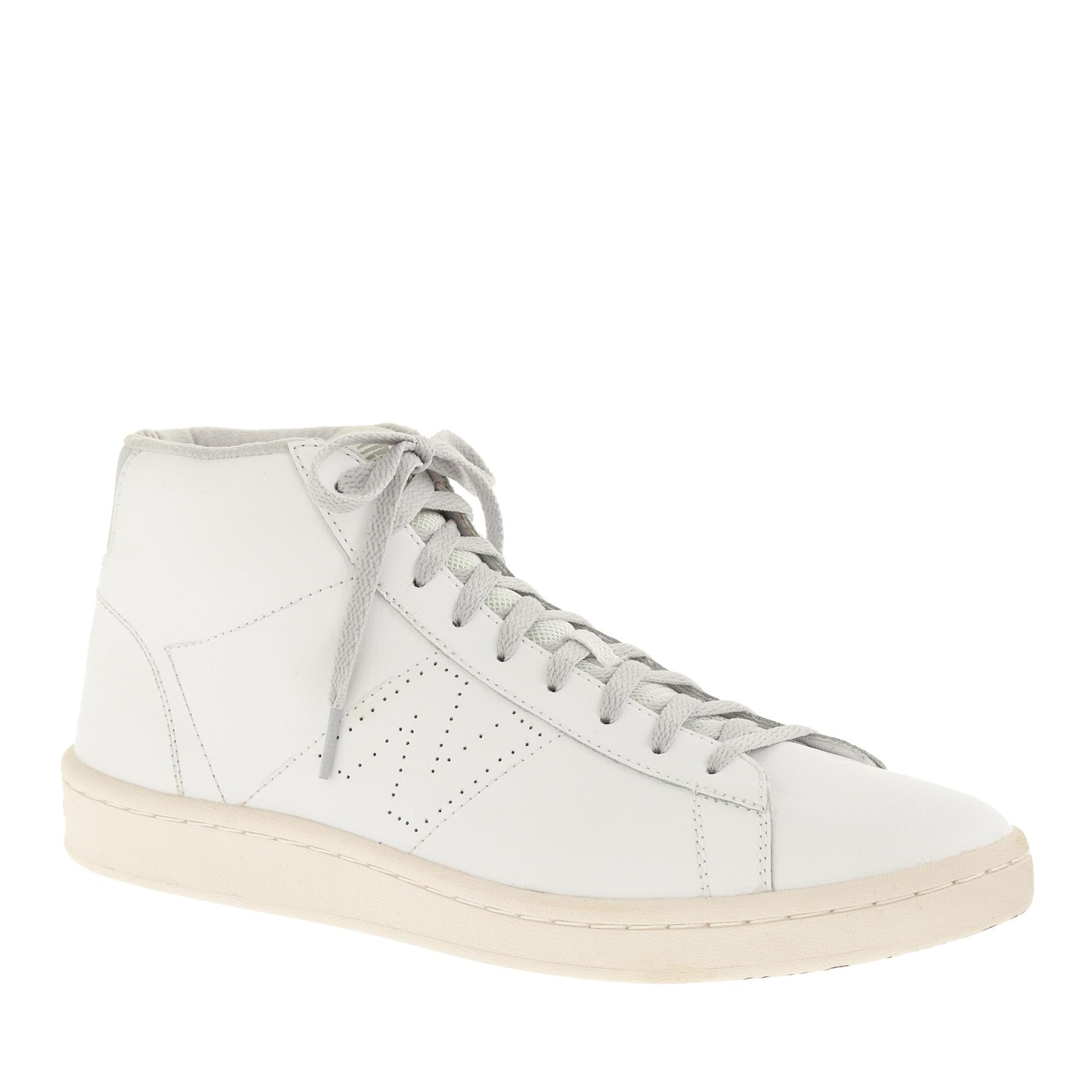 J.Crew New Balance 891 Leather Sneakers