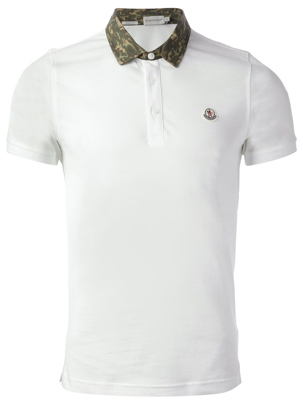 moncler polo camouflage