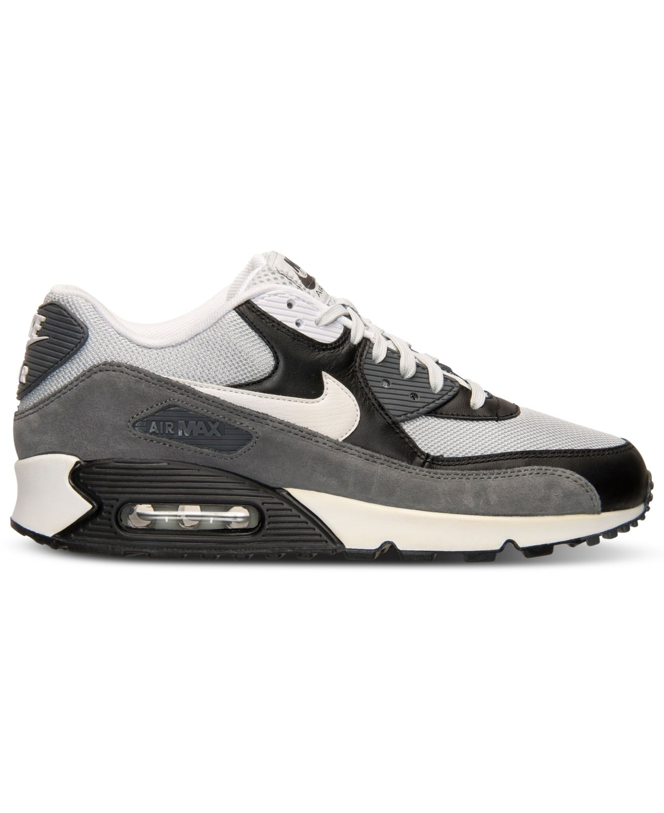 Lyst - Nike Men s Air Max 90 Essential Running Sneakers From Finish ... d65b8d2d8