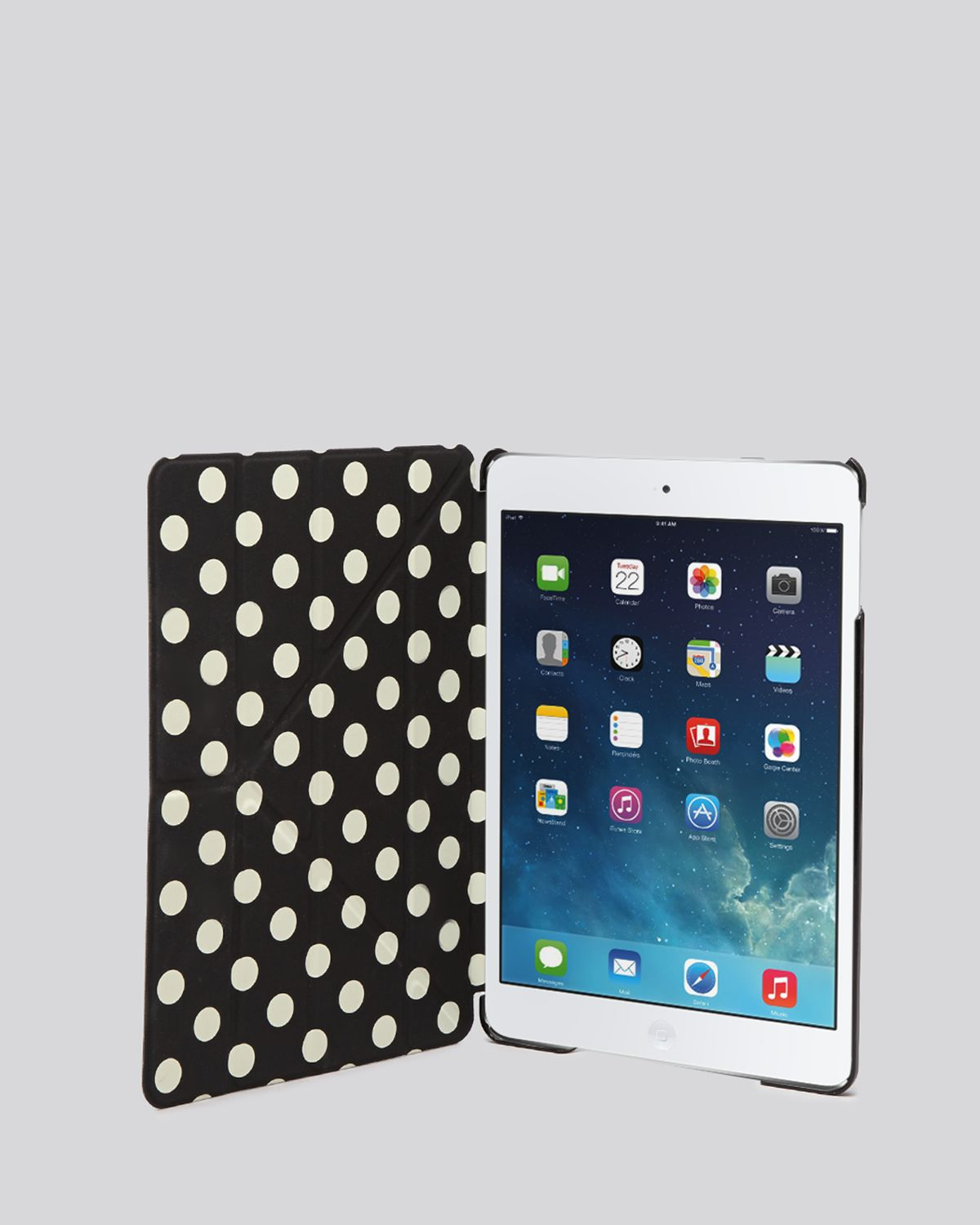 size 40 31d7c 2b600 kate spade new york Black Ipad Air Case - Origami Le Pavillion