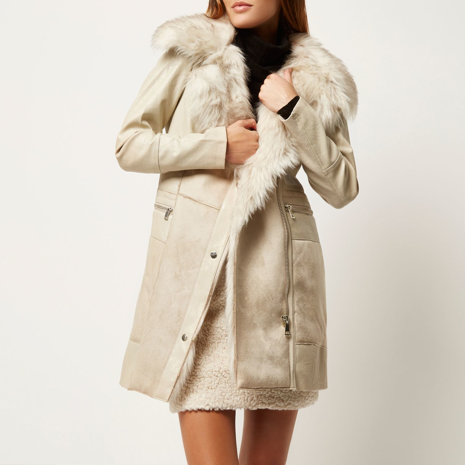 Find great deals on eBay for cream coat. Shop with confidence.