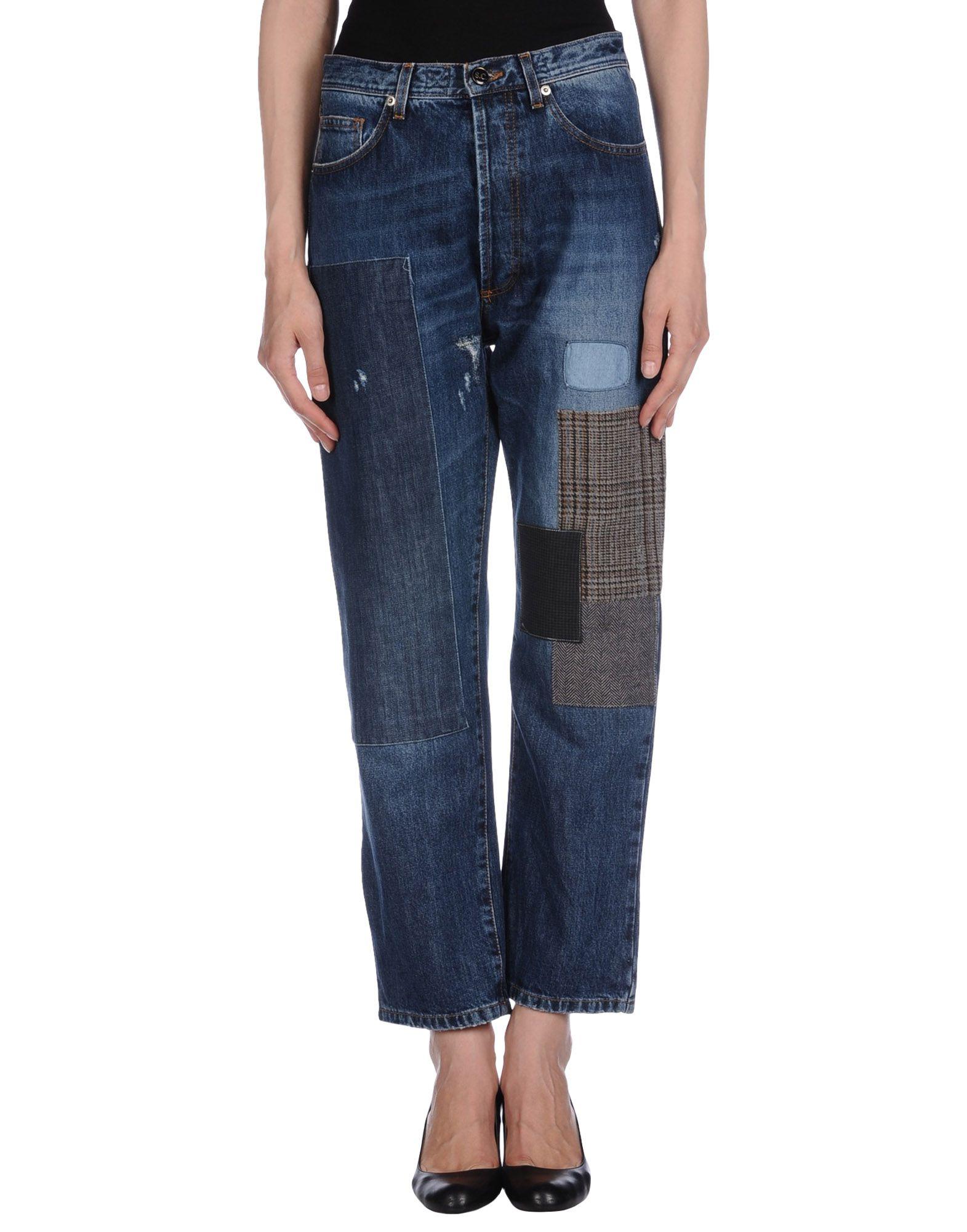 DENIM - Denim trousers Semicouture Footlocker Sale Online vohde