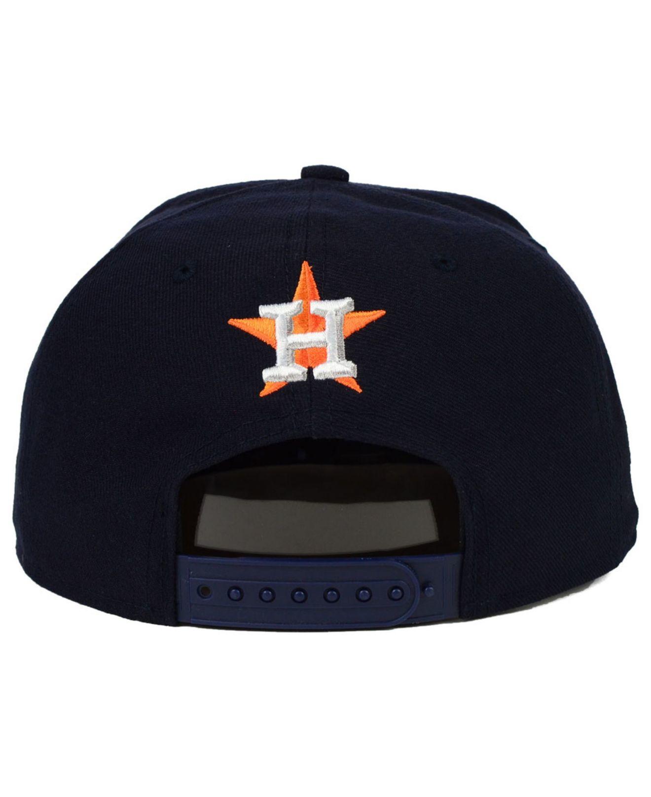 67d0bbb9b98 ... hats fittednew era baseball hatsfinest selection 6f6e3 9a74c  france  lyst ktz houston astros star wars logoswipe 9fifty snapback cap in 96ddf  3a4bf
