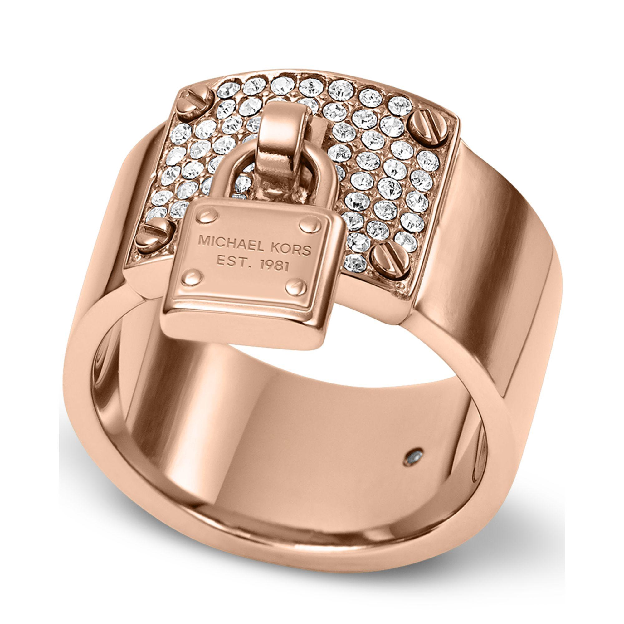 Michael Kors Lock Ring
