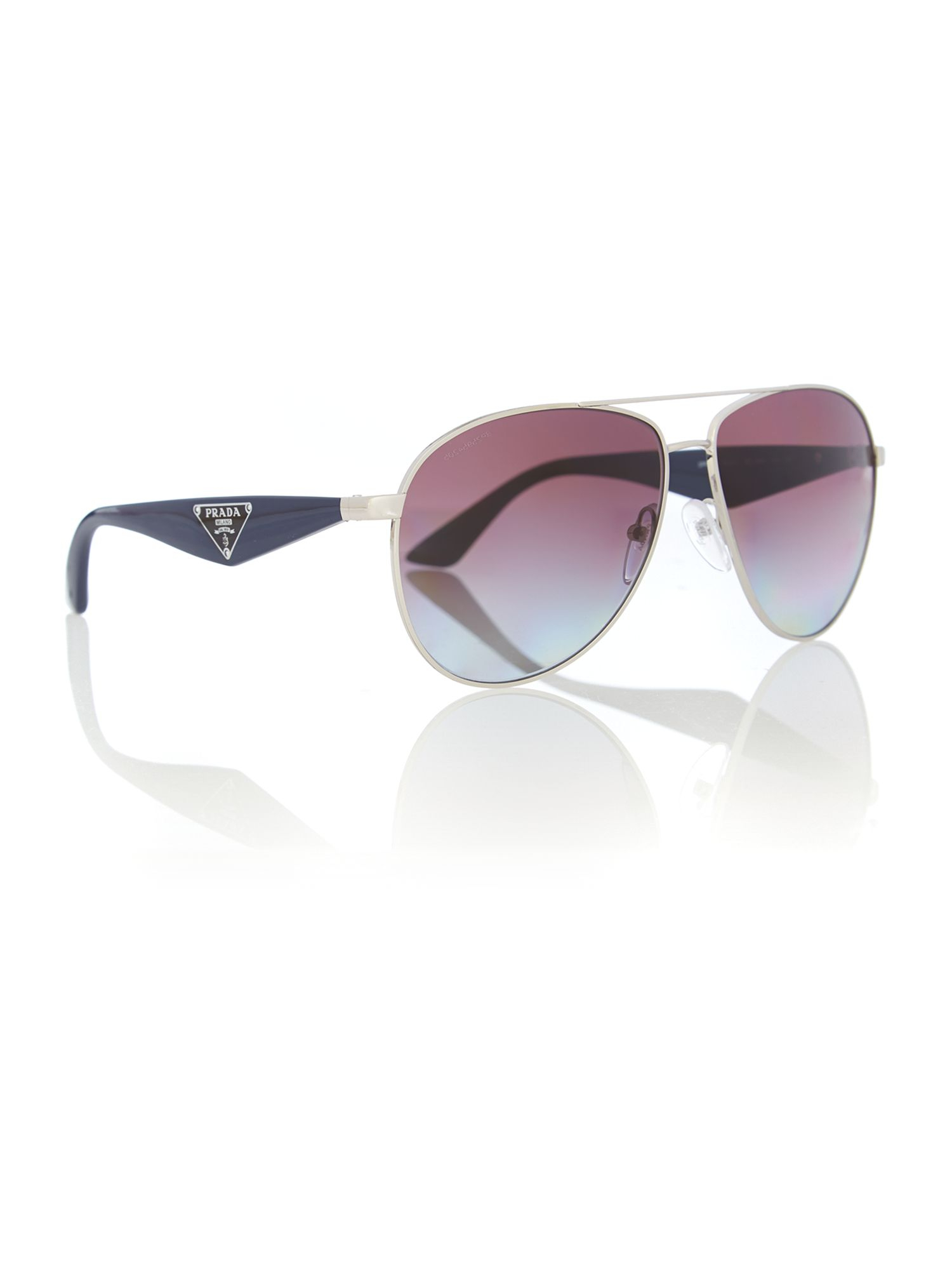 purple prada sunglasses for women