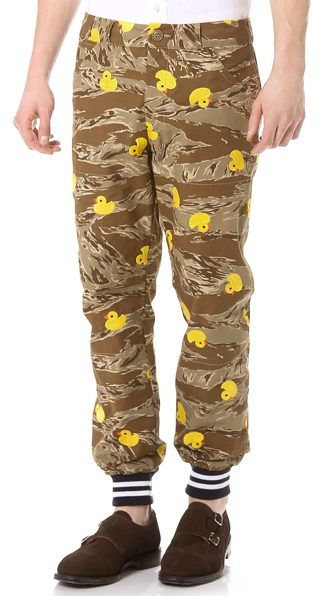 Lyst - Mark Mcnairy New Amsterdam Rubber Duck Higgins Pants for Men