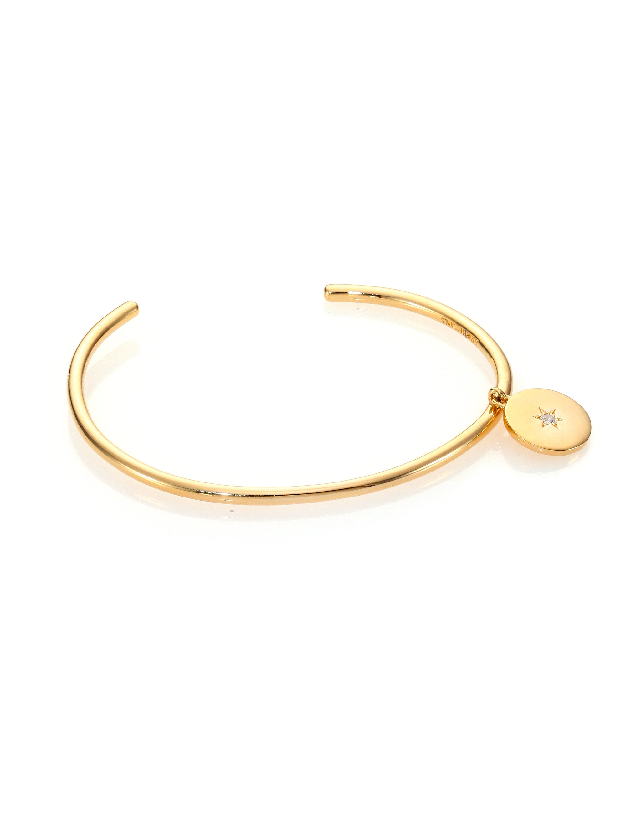 jewelry turnlock gold bracelets goldtone charm tone gallery bracelet bangle new black thin product spade york normal lyst bangles kate