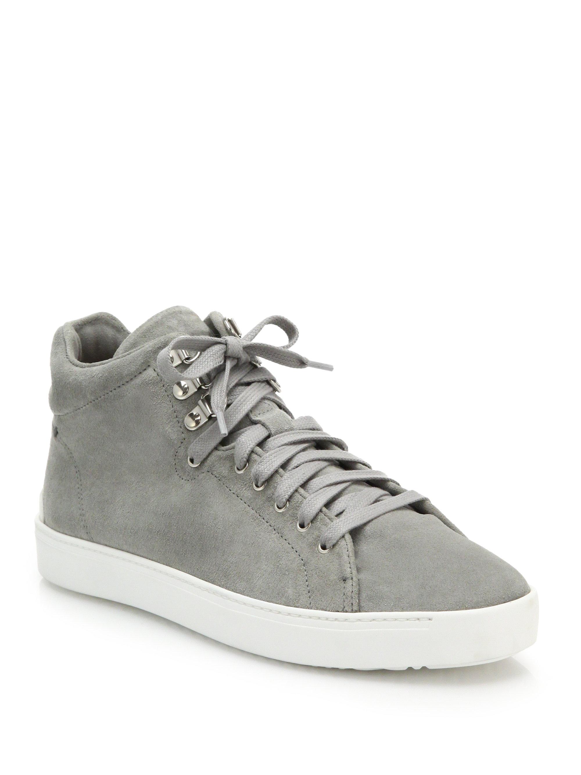 Rag \u0026 Bone Kent Suede High-top Sneakers