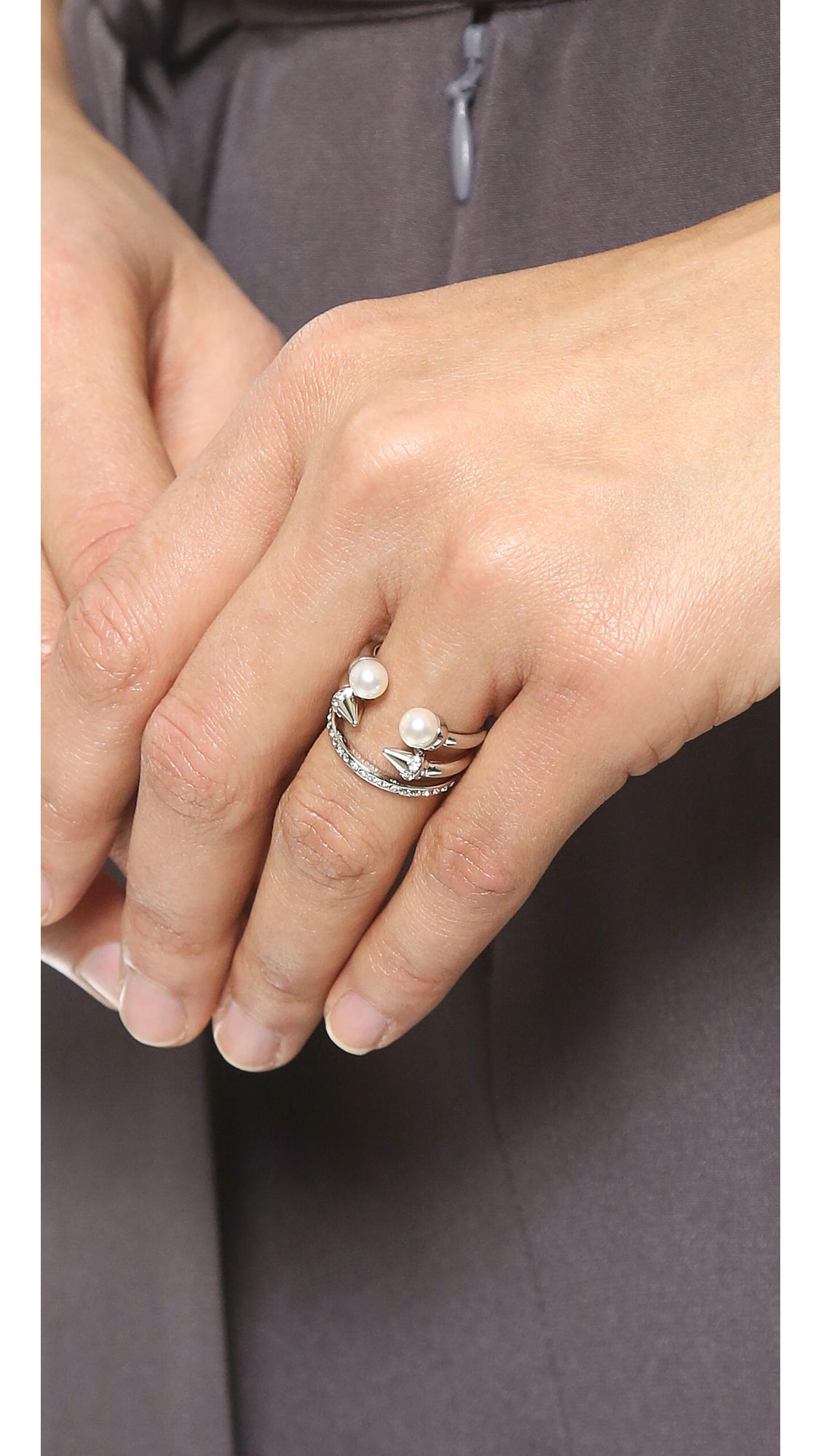 Vita Fede Super Ultra Mini Titan Ring rrRdRI9