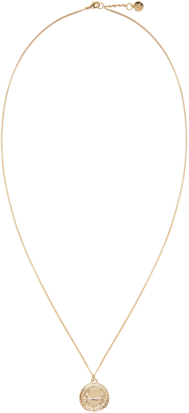 mael men necklace apc gold for s a jewelry c p lyst