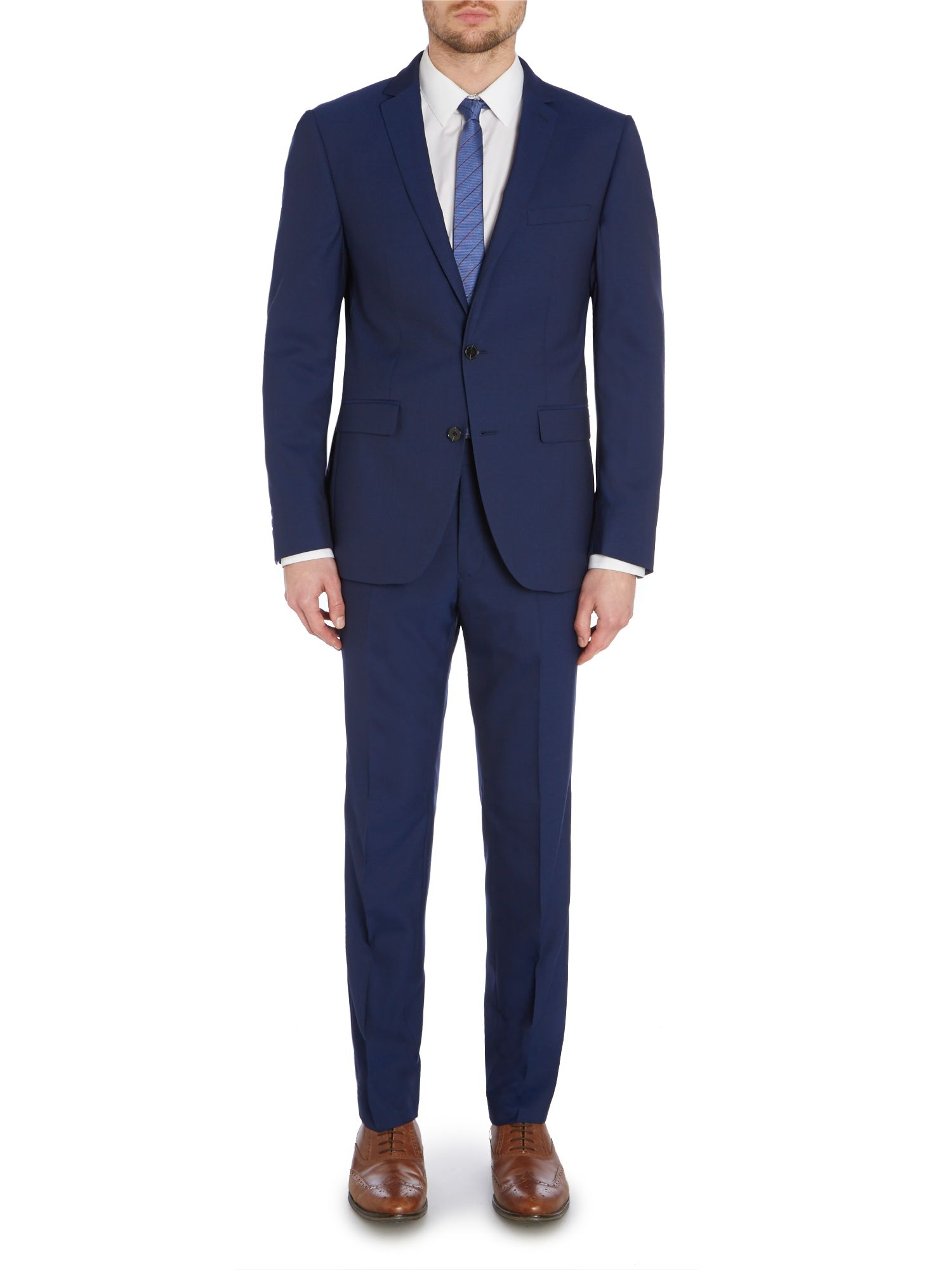 Getting The Suited and Booted Look: