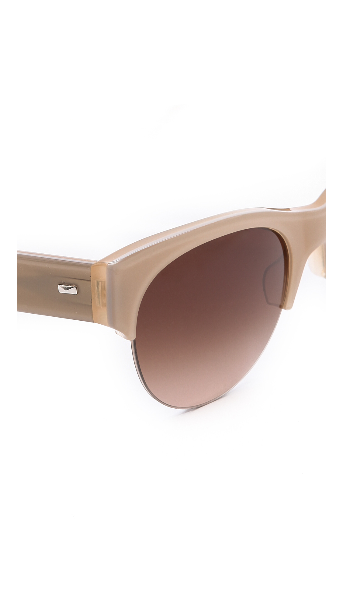 Oliver Peoples Louella Sunglasses in Natural