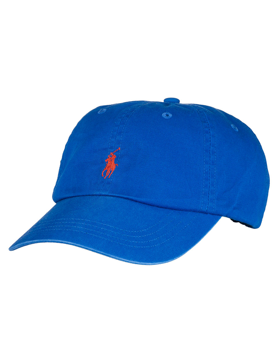 polo ralph lauren classic chino sports cap in blue for men. Black Bedroom Furniture Sets. Home Design Ideas