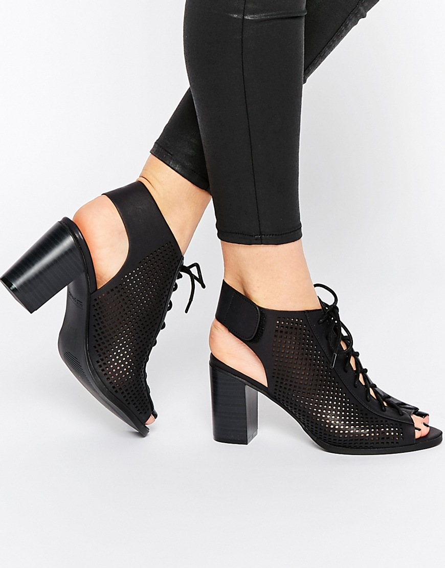 Free shipping BOTH ways on black peep toe shoes, from our vast selection of styles. Fast delivery, and 24/7/ real-person service with a smile. Click or call