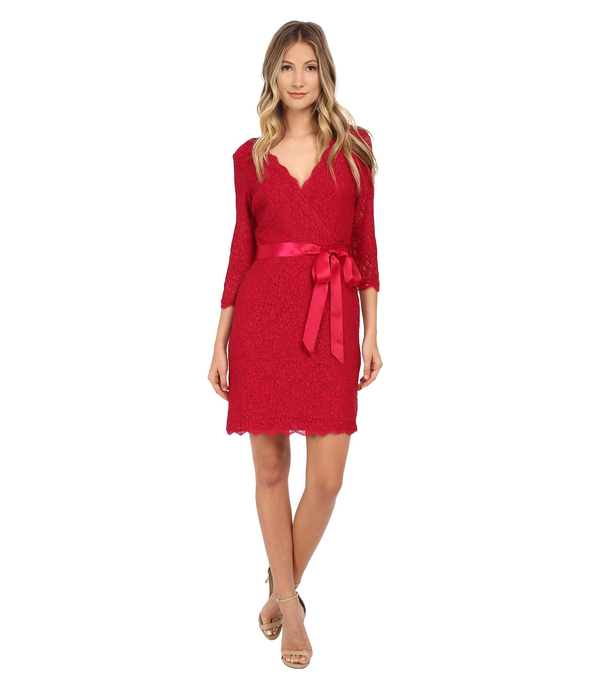 Turmec » red cocktail dresses long sleeve for women