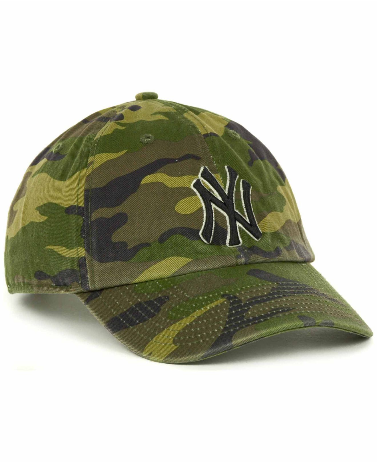293a637dc340e ... switzerland lyst 47 brand new york yankees clean up hat in green for  men 9baab 4de91