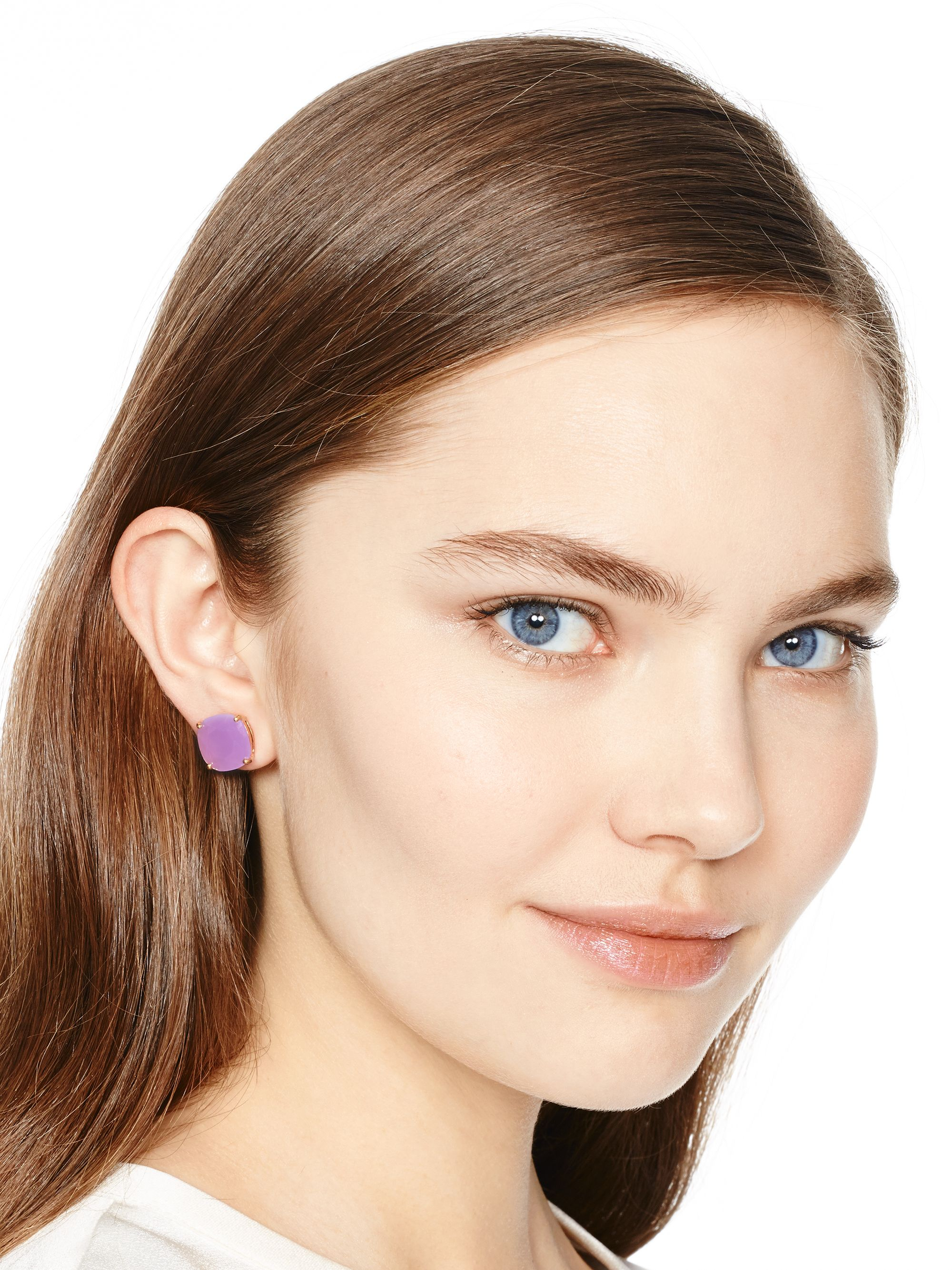 Kate Spade New York Small Square Stud Earrings 0fWd5quJ