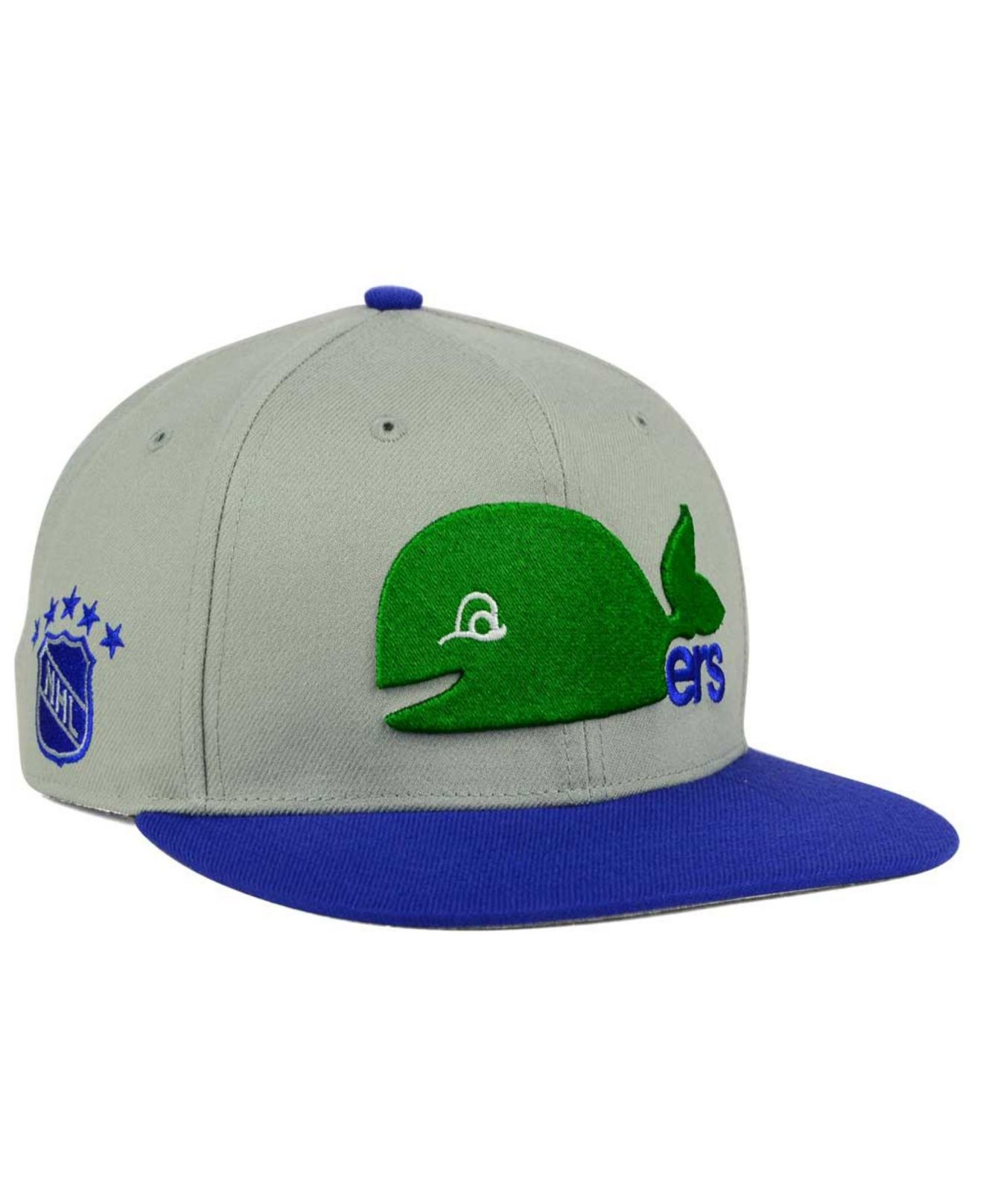 separation shoes 518cf e2fb1 47 Brand Hartford Whalers Sure Shot Snapback Cap in Green for Men - Lyst